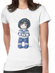 Legolized Sailor Mercury Womens Fitted T-Shirt