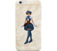 Steampunk Mercury iPhone Case/Skin