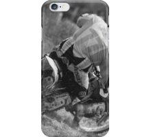 Dirt bikes racing iPhone Case/Skin