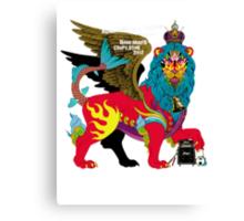 Asian kung-fu generation nano-mugen compilation Canvas Print