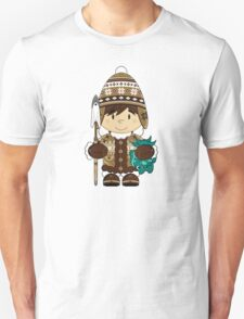 Cute Inuit Boy T-Shirt