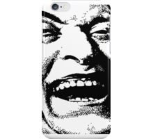 The Superlative Laugh, highest degree of laughter. iPhone Case/Skin