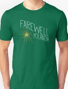 Farewell, Yolanda T-Shirt