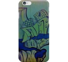 The Wonky Hill  iPhone Case/Skin