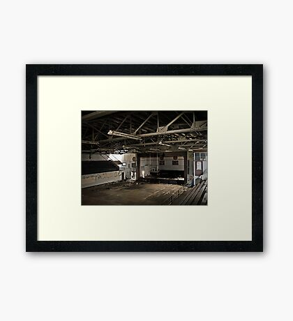 Silent Applause Framed Print