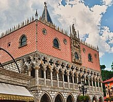 Palazzo Ducale -Italy Pavilion  by Gwilanne Carlos