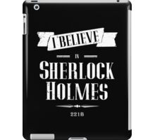 I Believe iPad Case/Skin
