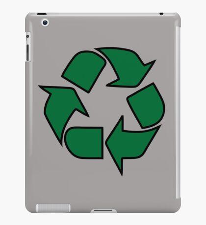 recycle  leonard tbbt iPad Case/Skin