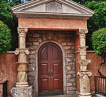 Epcot Italy Pavilion by Gwilanne Carlos