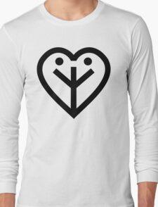 Space Dandy - Black Long Sleeve T-Shirt