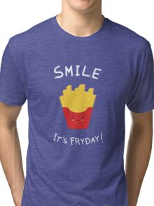 The best day! Tri-blend T-Shirt