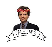 calzones are life by Kelly Maureen