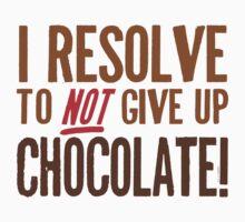 Chocolate Resolution by ArtVixen