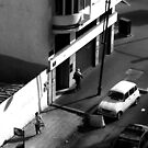 Casablanca Commuting by Bruce  Watson