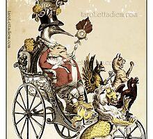 The Major Arcana - The Chariot by TheIsidoreTarot