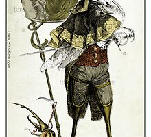 The Major Arcana - Death by TheIsidoreTarot