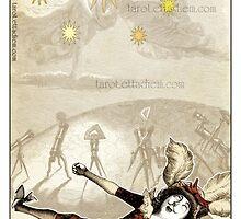 The Major Arcana - The Star by TheIsidoreTarot
