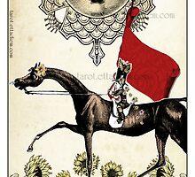 The Major Arcana - The Sun by TheIsidoreTarot