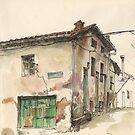 Casa frente a La Cueva by Adolfo Arranz