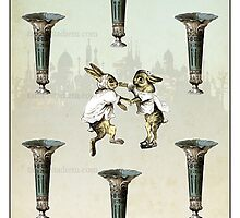 The Minor Arcana - Six of Cups by TheIsidoreTarot