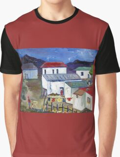 There once was a place... Graphic T-Shirt