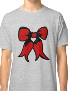 ribbon bow  bowtie Classic T-Shirt