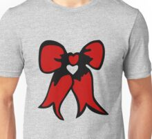 ribbon bow  bowtie Unisex T-Shirt