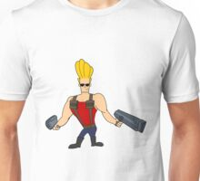 Johnny Nukem Unisex T-Shirt