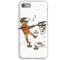 Helping Fishies iPhone Case/Skin