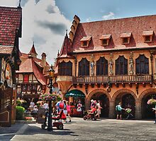 Germany Pavilion @ Epcot by lmcarlos
