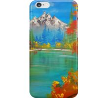 Middle of  Autumn  iPhone Case/Skin