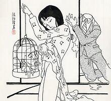 Toshio Saeki - Artwork by elftail