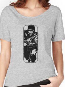 Figure 11 Military Gun Range Target Women's Relaxed Fit T-Shirt