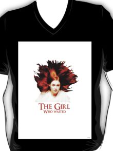 Doctor Who - Amelia Pond - The Girl Who Waited T-Shirt