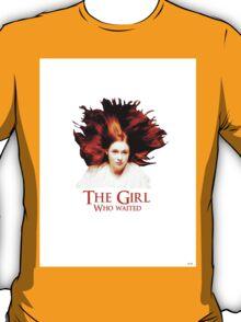 Doctor Who - Amelia Pond - The Girl Who Waited T-Shirt