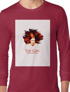 Doctor Who - Amelia Pond - The Girl Who Waited Long Sleeve T-Shirt