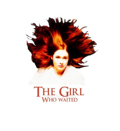 Doctor Who - Amelia Pond - The Girl Who Waited Sticker