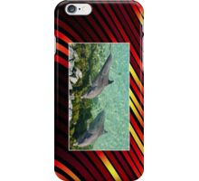 Dolphin Cellphone case 4b iPhone Case/Skin