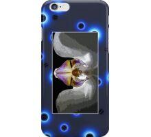 Orchid Alien Cellphone Case 5b iPhone Case/Skin