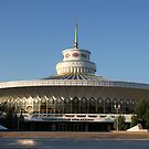 Flying Saucer Circus, Soviet Architecture in the Stans, Turkmenistan by Jane McDougall