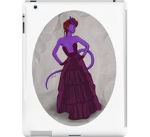 Fantasy #2 Devil Dress iPad Case/Skin