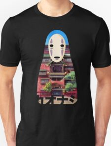No Face Bathhouse2 T-Shirt