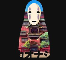 No Face Bathhouse2 Unisex T-Shirt