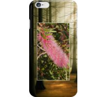 Red Wattle Bloom Cellphone Case 20b iPhone Case/Skin