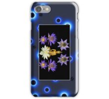Buddah and Water Lillies Cellphone Case 21b iPhone Case/Skin