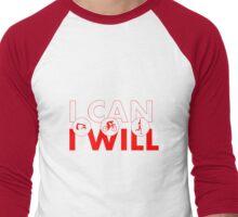 I Can I Will 2014 No 2 Men's Baseball ¾ T-Shirt