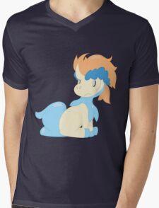 Curious Mens V-Neck T-Shirt