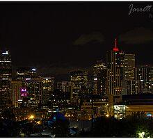 Denver Night Lights by Jarrett720