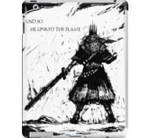 Gwyn, Lord of Cinder iPad Case/Skin