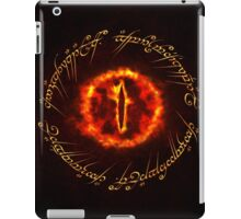 Sauron eye iPad Case/Skin